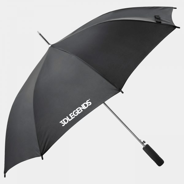 3DLEGENDS® umbrella black