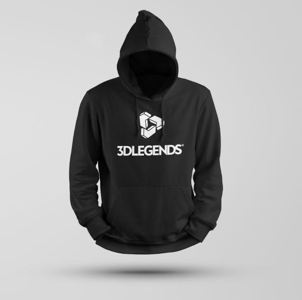 3DLEGENDS® sweatshirt black